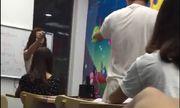 Cô giáo tiếng Anh lăng mạ học sinh bất ngờ lên tiếng