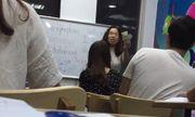 Giáo viên tiếng Anh và học trò lăng mạ nhau trong lớp vì tiền phạt 100.000 đồng