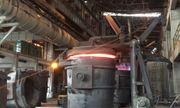 Hải Dương: Cháy vỏ bao chứa vật liệu trong lò thép, 4 công nhân bị bỏng nặng