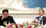 Ông Kim Jong-un được sinh viên Hàn Quốc quý mến sau hội nghị liên Triều