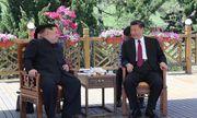 Trung Quốc xác nhận ông Kim Jong-un vừa gặp ông Tập Cận Bình lần 2