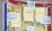 Phát hiện nữ hành khách cất giấu ngoại tệ trị giá hơn 300 triệu đồng không khai báo