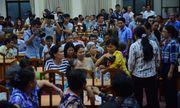 Nhiều cung bậc cảm xúc của cử tri Thủ Thiêm tại buổi gặp đại biểu Quốc hội