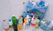 Mới chớm hè, sinh viên đã bắt đầu nghĩ đủ cách để dự trữ nước sạch