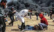 Xung đột tại Dải Gaza, gần 200 người thương vong