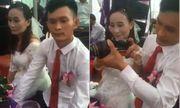 Đám cưới chú rể 28 tuổi, cô dâu 48 tuổi ở Nam Định dậy sóng mạng