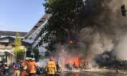 Indonesia: Đánh bom tự sát tại 3 nhà thờ, 11 người chết và 40 người bị thương