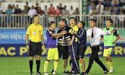 CLB Hà Nội nhận án phạt nặng trước trận đối đầu với HAGL tại Hàng Đẫy
