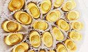 Giá vàng hôm nay 14/5/2018: Vàng SJC tăng 60 nghìn đồng/lượng ngày đầu tuần