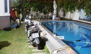 Người phụ nữ chết đuối ngay trong bể bơi gia đình