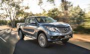 Cận cảnh mẫu xe bán tải Mazda BT-50 đẹp