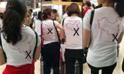 Bộ VH,TT&DL lên tiếng về vụ du khách Trung Quốc mặc áo in hình