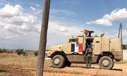 Trung tâm chỉ huy của IS ở Syria bị không kích Iraq san phẳng