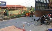 Hà Nội: Tang thương đôi nam nữ tử vong tại chỗ vì đâm đuôi xe tải