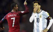 Ngay trước thềm World Cup 2018, Messi và C.Ronaldo bị IS đe dọa