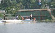 Nguyên nhân ban đầu vụ chìm sà lan trên sông Đồng Nai