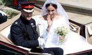 Infographic: Những con số ấn tượng trong đám cưới của Hoàng tử Anh và 'nàng Lọ Lem nước Mỹ'