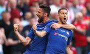 MU 'chết lặng' nhìn Chelsea vô địch FA Cup