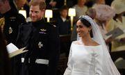 Những khoảnh khắc đẹp như mơ trong đám cưới cổ tích của Hoàng tử Harry