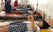 Hàng chục học sinh tiểu học nhập viện cấp cứu sau khi uống trà sữa