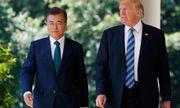 Tiết lộ nội dung cuộc đối thoại giữa tổng thống Mỹ - Hàn