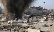 IS liều lĩnh tấn công quân đội Syria ở Palmyra, 30 người thiệt mạng