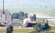 Phóng viên quốc tế kể lại khoảnh khắc Triều Tiên phá hủy bãi thử hạt nhân