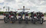 Thiếu gia 9x Bắc Ninh rao bán dàn xe Honda Dream biển