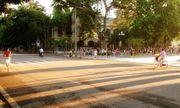 Dự báo thời tiết ngày 24/5: Hà Nội tiếp tục nắng nóng, nhiệt độ lên đến 36 độ C