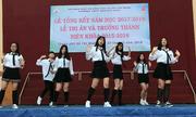 Mãn nhãn với những màn nhảy cực chất của học sinh trong mùa bế giảng