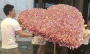 Thiếu gia gấp 52.300 USD thành hoa tặng bạn gái