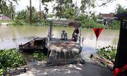 Điều tra nghi án chồng sát hại vợ rồi thả xác trôi sông