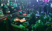 Hơn 30 dân chơi trong quán bar dương tính với ma túy