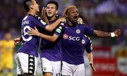 Hà Nội FC nhận thưởng