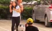Vụ thanh niên xăm trổ khống chế nữ con tin: Cô gái trẻ kể lại giây phút kinh hoàng trong đời