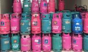 Thu giữ xe vận tải chở 130 bình gas giả nhãn hiệu nổi tiếng