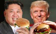 CIA: Ông Kim Jong-un muốn mở cửa hàng hamburger ở Triều Tiên