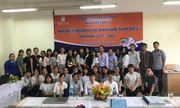 8 đề tài xuất sắc báo cáo tại hội nghị Nghiên cứu khoa học sinh viên khoa Kế toán