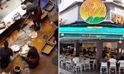 Nhà hàng nổi tiếng phải đóng cửa do bị quay clip tố rửa bát đĩa bằng nước bẩn