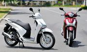 Bảng giá xe máy Honda mới nhất tháng 6/2018 tại Việt Na: SH vẫn cao