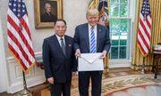 Cận cảnh bức thư