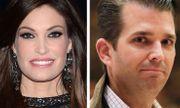 Chưa chính thức ly dị, con trai cả của Tổng thống Trump bị nghi hẹn hò tình mới