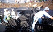 Hà Nội chi 25 tỷ đồng làm hồ ngầm chống ngập tại chợ Hàng Da