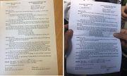 Sở GD&ĐT họp khẩn trước nghi vấn lộ đề thi Ngữ văn vào lớp 10 tại Hà Nội