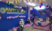 Mừng sinh nhật lần 6, Sài Gòn Chợ Lớn Tourist tri ân khách hàng: Trúng xe Vision