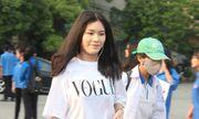 """Sáng nay (8/6), thí sinh Hà Nội tiếp tục """"cuộc đua"""" vào lớp 10 chuyên"""