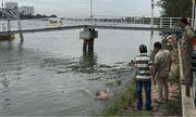 Điều tra vụ thi thể người đàn ông trôi trên sông Sài Gòn