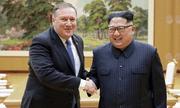 Ngoại trưởng Pompeo: Mỹ sẵn sàng đảm bảo an ninh cho Triều Tiên