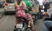 Kỳ lạ: Loạt tài xế bỗng dưng đeo khẩu trang để