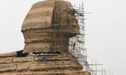 Ai Cập tức giận vì tượng Nhân sư nhái như thật xuất hiện ở Trung Quốc